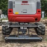 Minigraver Takeuchi TB219