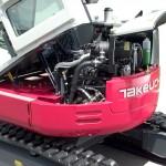 Minigraafmachine Takeuchi TB138FR
