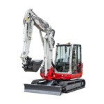 Takeuchi TB370 Two Piece Boom