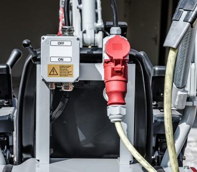 Elektrische machine of toch liever een diesel?