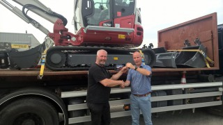 Takeuchi Fleet Management geeft de doorslag in keuze voor TB260