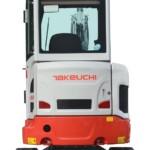 Takeuchi TB325R Binnendraaier